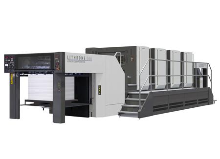 Komori GL440 SC H-UV Pulsio Print