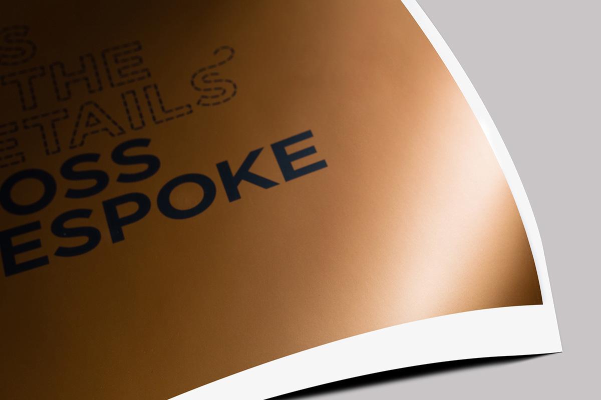 pelliculage standard mat pour la couverture des brochures, des catalogues, des dépliants Pulsio Print