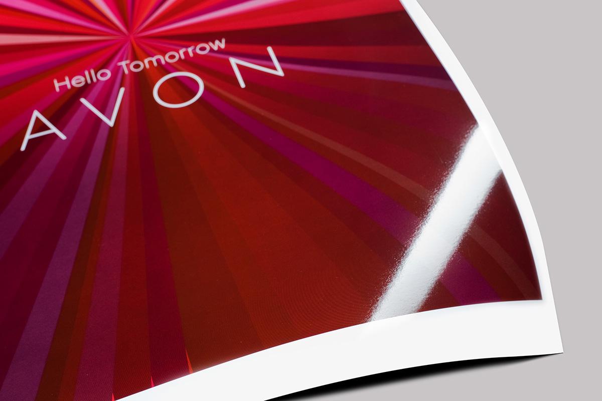 pelliculage brillant pour la couverture des brochures, des catalogues Pulsio Print