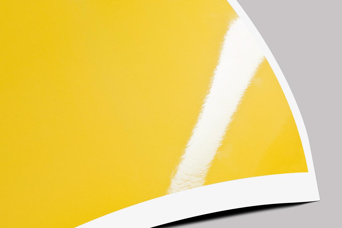 pelliculage standard brillant pour la couverture des brochures, des catalogues Pulsio Print