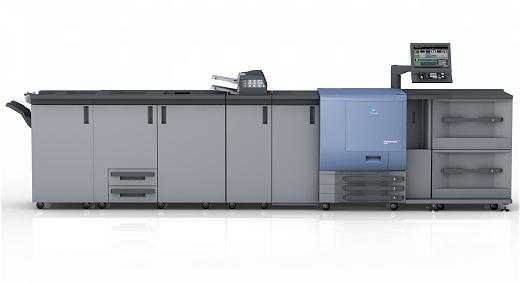 presse numérique Konica-Minolta C7000