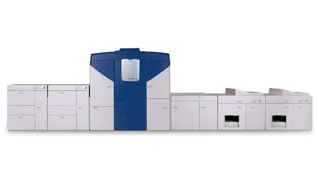 presse numérique Xerox iGen 4