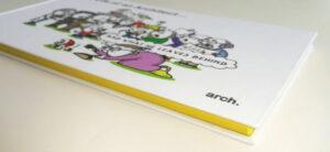 imprimer livre avec dorure sur tranche - jaspage jaune pulsio print