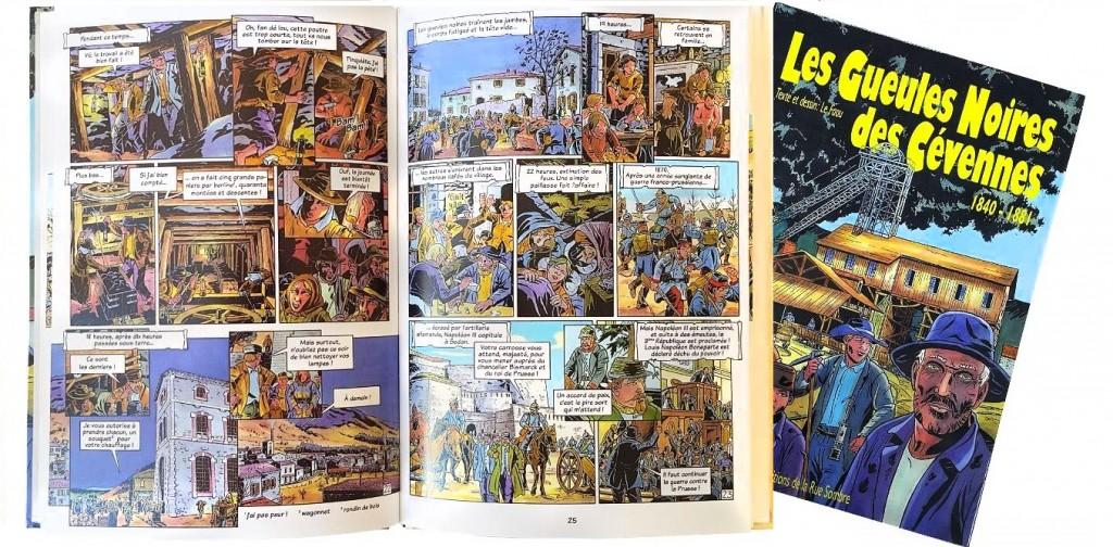 Impression De Bandes Dessinees Comics Mangas Pulsio Print