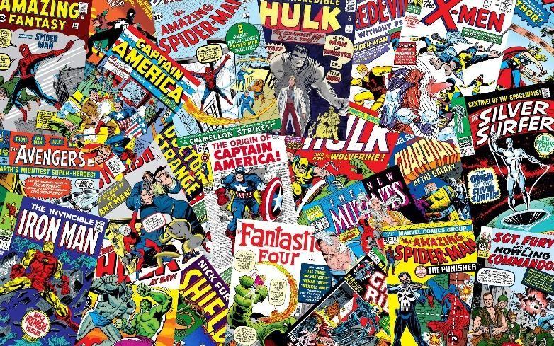 «Les» bandes dessinées sont les médias par lesquels est véhiculé cet art