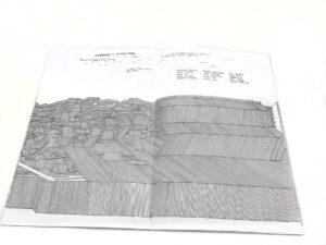 Roman graphique avec ouverture 360°