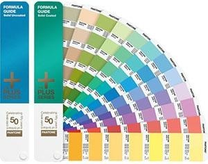 nuancier Pantone (eventail Pantone)