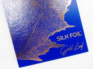 Silk Foil dorure gold