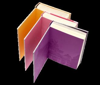 Pourquoi imprimer le livre à couverture cartonnée-reliée