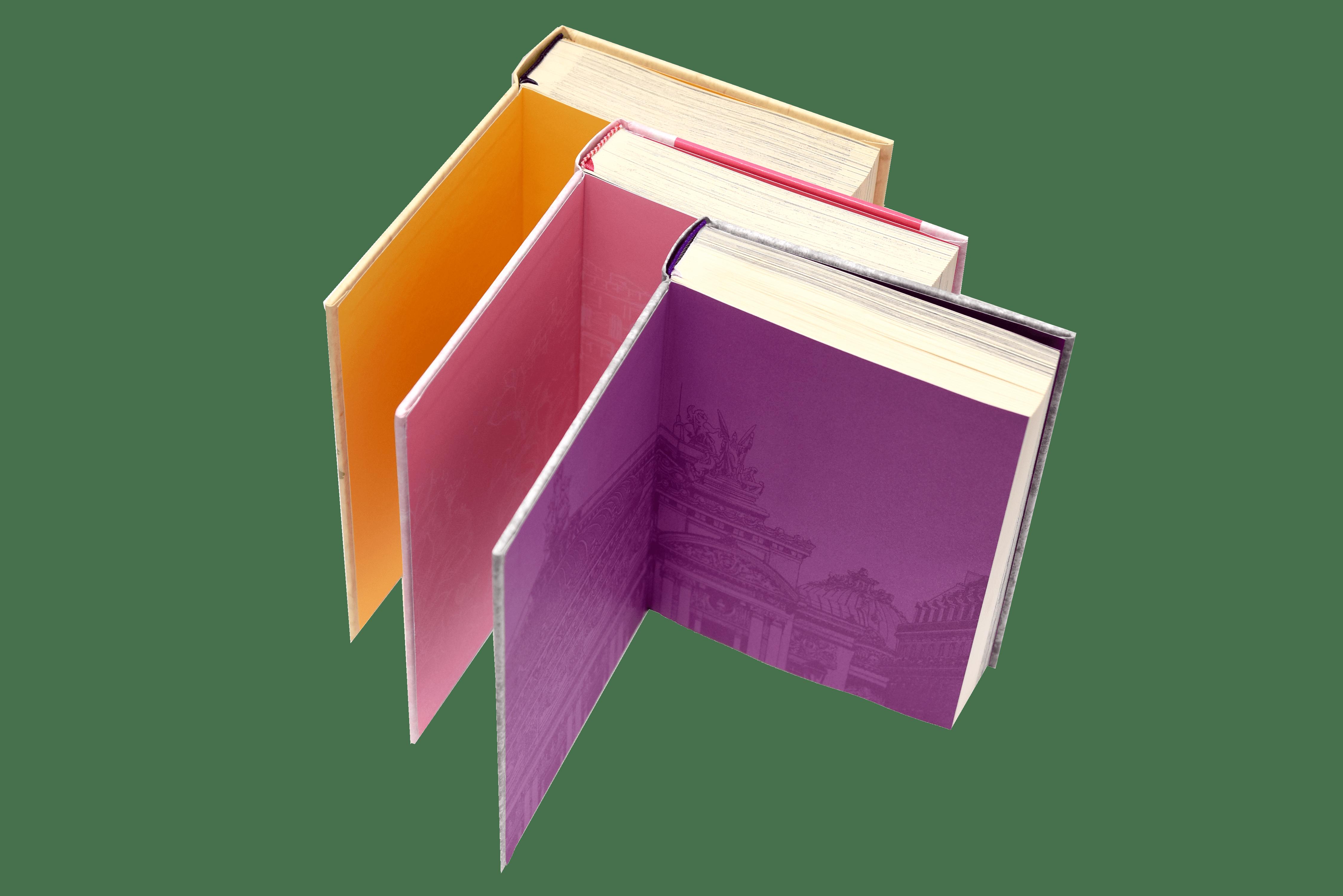 Tout Sur L Impression De Livres A Couverture Cartonnee