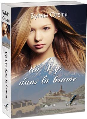 La couverture du livre Un lys dans la brume